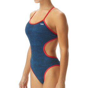 TYR Sandblasted Monofit Swimsuit Women navy